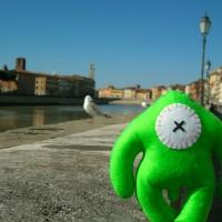 Green Mostrino in Pisa